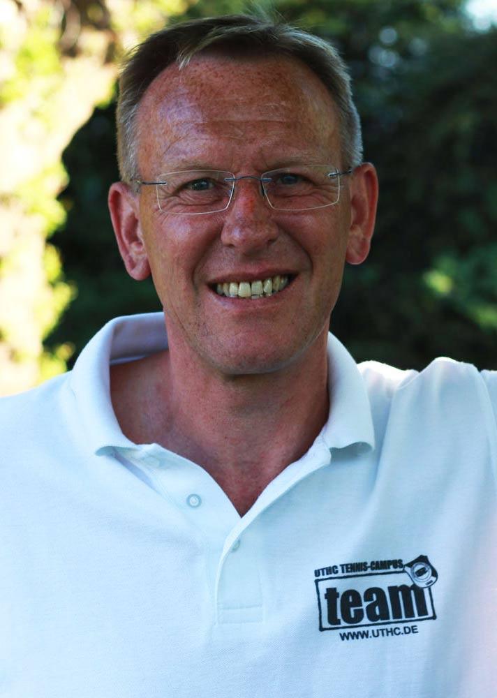 Dirk Rabis. 1. Vorsitzender des UTHC - Tennis-Campus Usingen