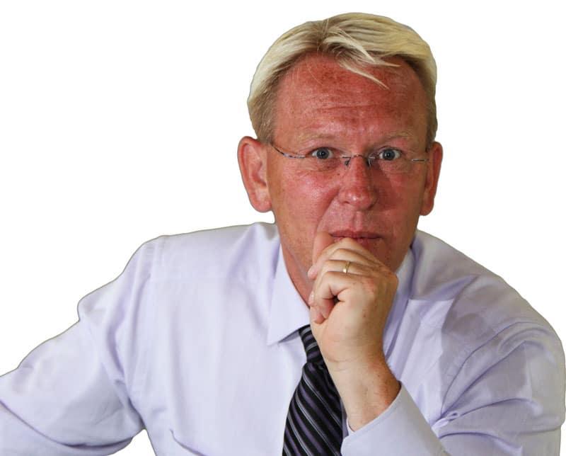 Der PR Berater Dirk Rabis (Vita)