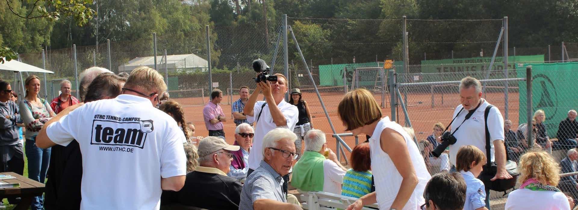 Mit Branded entertainment macht DER PR BERATER Tennis zum multimedialen Erlebnis