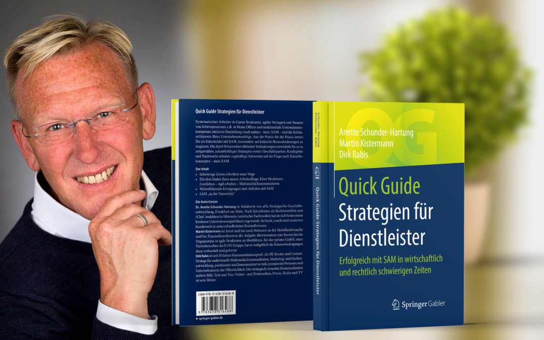Die neue Multimedia Strategie für Dienstleister von Buchautor Dirk Rabis