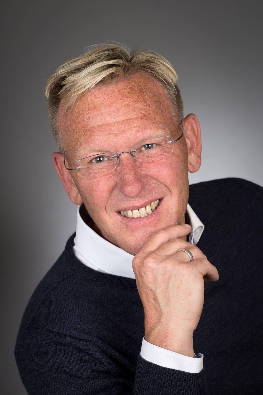 Dirk Rabis. 1. Vorsitzender UTHC - Tennis-Campus Usingen (Hessen)