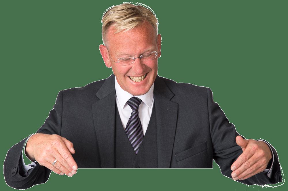 PR-Berater Dirk-Rabis zeigt in seinem neuen Programm Strategien für Dienstleister auf