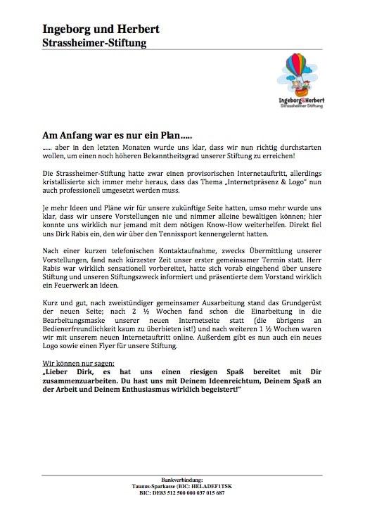 Erfahrungsbericht über den PR-Berater Dirk Rabis