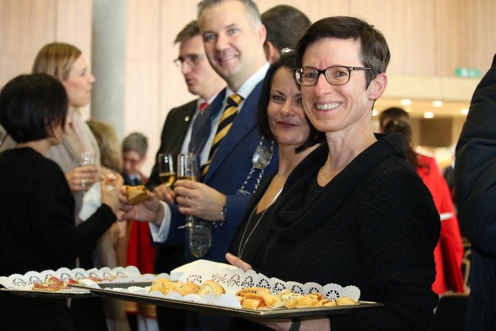 Bürgermeister Stadt Usingen. Steffen Wernard