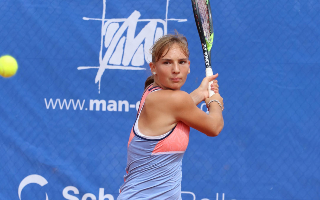 Tennis Nationalspielerin Mara Guth – Sports Marketing, Management und PR für Sportler