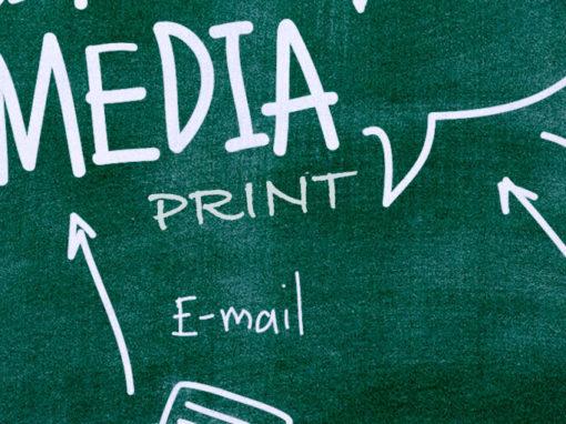 Printmedien und Presse