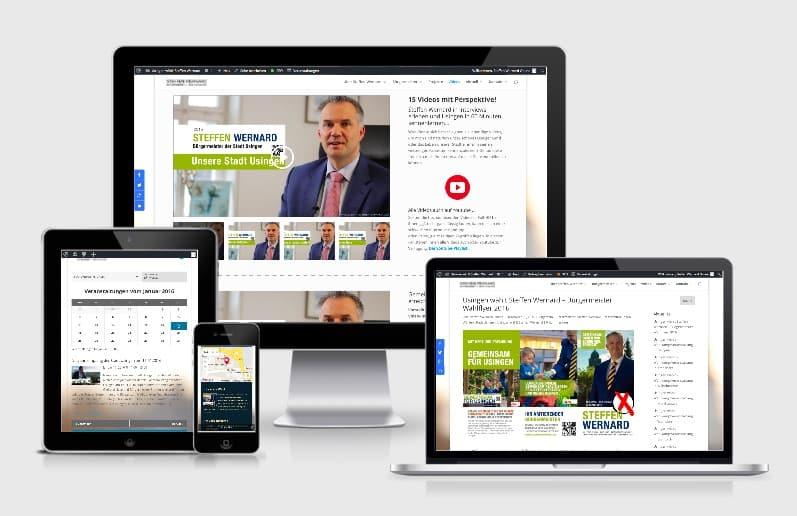 Wahlkampf-Homepage-Usingen-waehlt-Steffen-Wernard-Buergermeister
