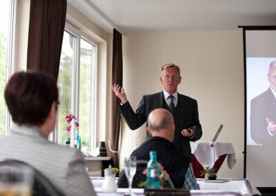 Wirtschaftsförderung Usingen: Der PR Berater Dirk Rabis; Foto: Susanne-Stahl-SST7583