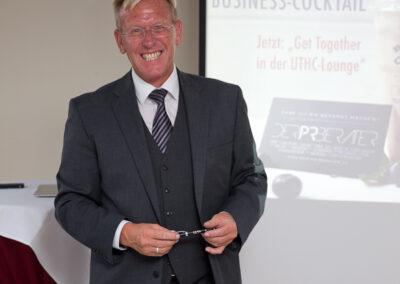Wirtschaftsförderung Usingen: Der PR Berater Dirk Rabis; Foto: Susanne-Stahl-IMG_9760